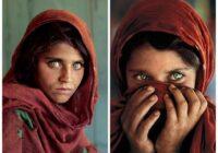 """Afgāņu """"Mona Liza"""" : kā tagad dzīvo sieviete, kuras skatiens savulaik aizkustināja visus  (viņai jau 48 gadu)"""