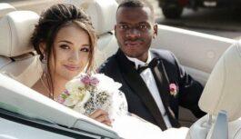 Aņa kļuva par sievu vīrietim no Angolas. Lūk, kā izskatās viņas meita, kura ar savu skaistumu iekaroja Āfriku
